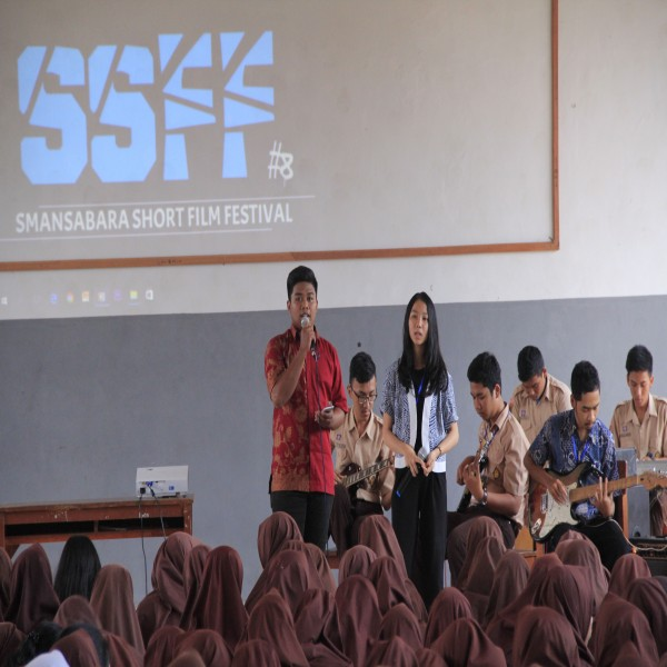SMANSABARA SHORT FILM FESTIVAL HUT SMAN 1 Banjarnegara ke 56