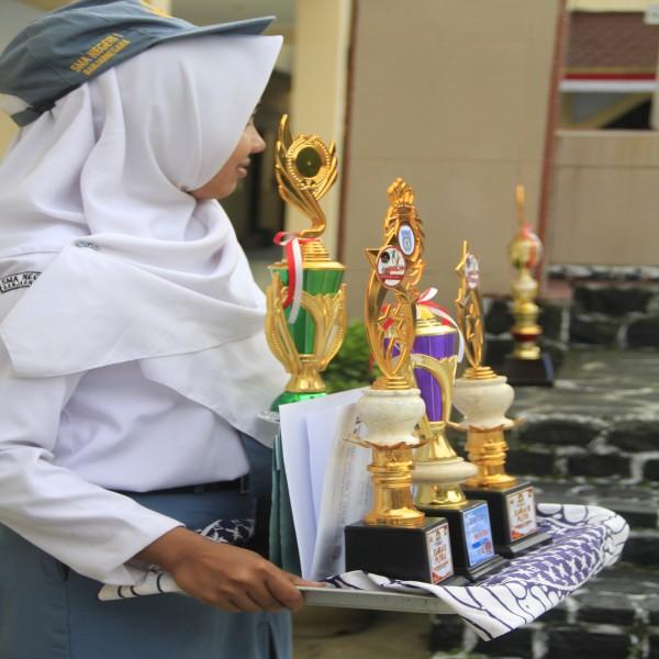 Prestasi Siswa Siswi SMAN 1 Banjarnegara
